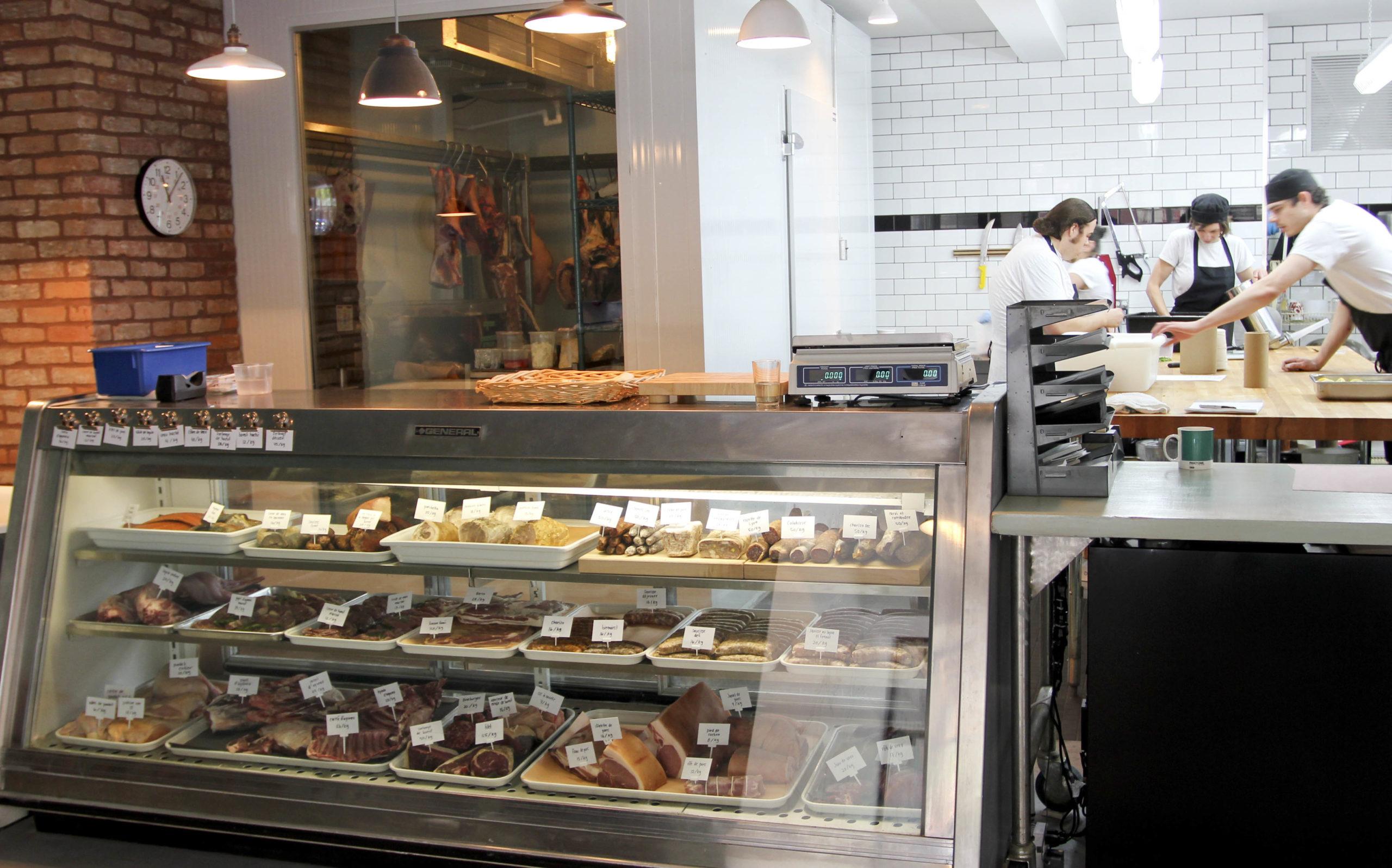 Montréal meilleurs restaurants