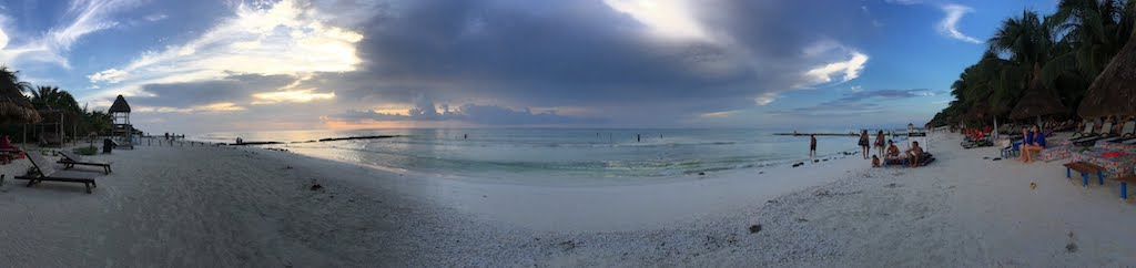 plage isla Holbox