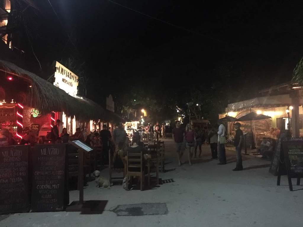 Tulum, le pueblo